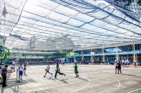 สนามฟุตบอลและบาสเก็ตบอล (3)